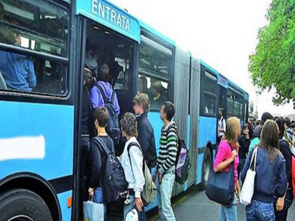 studenti-autobus
